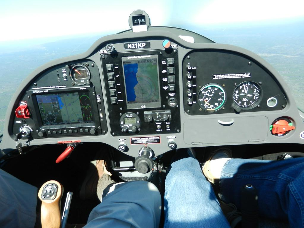 Gliders For Sale >> Phoenix S-LSA Touring Motorglider - New Motorgliders ...