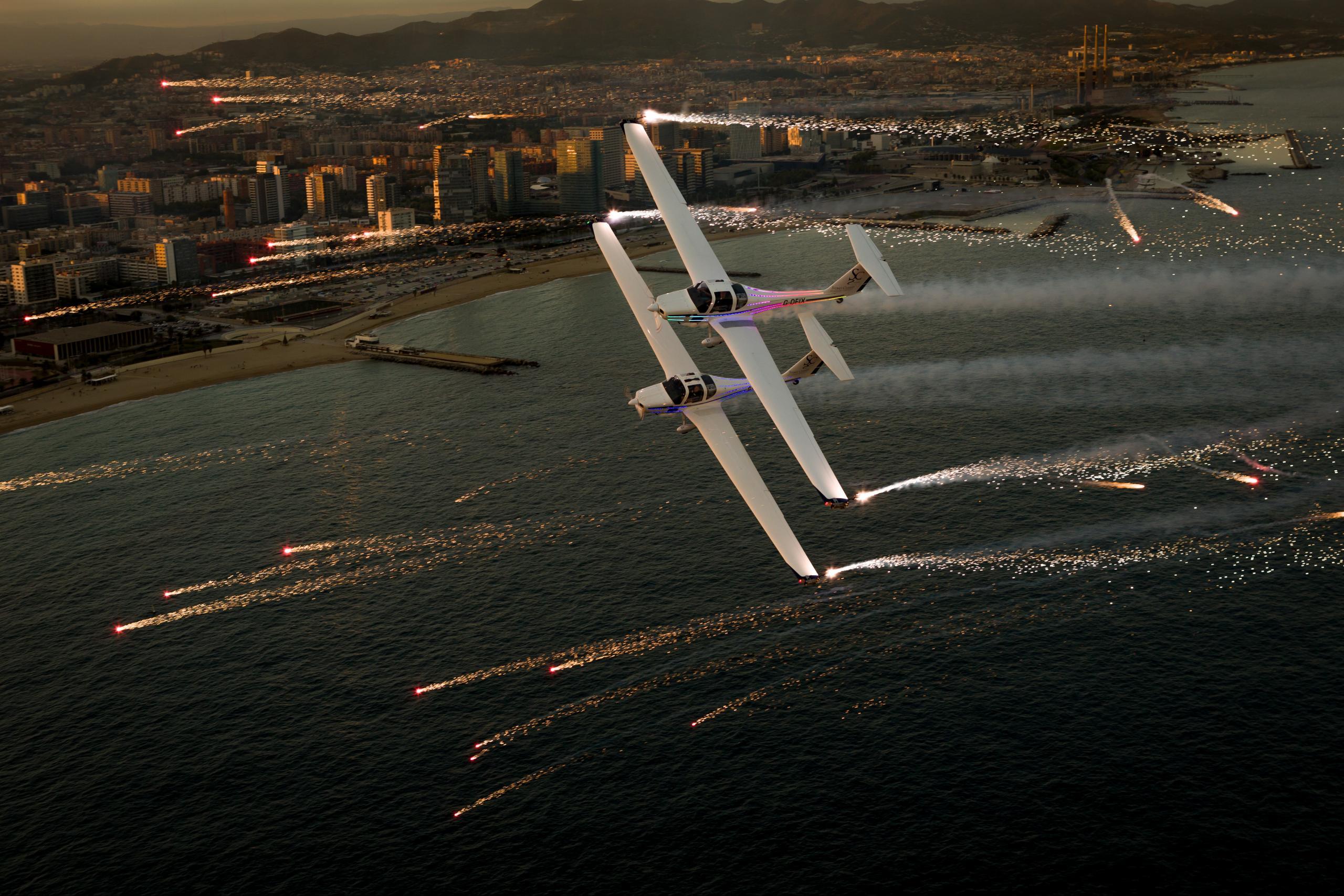 Barcelona 2015 aeroSPARX