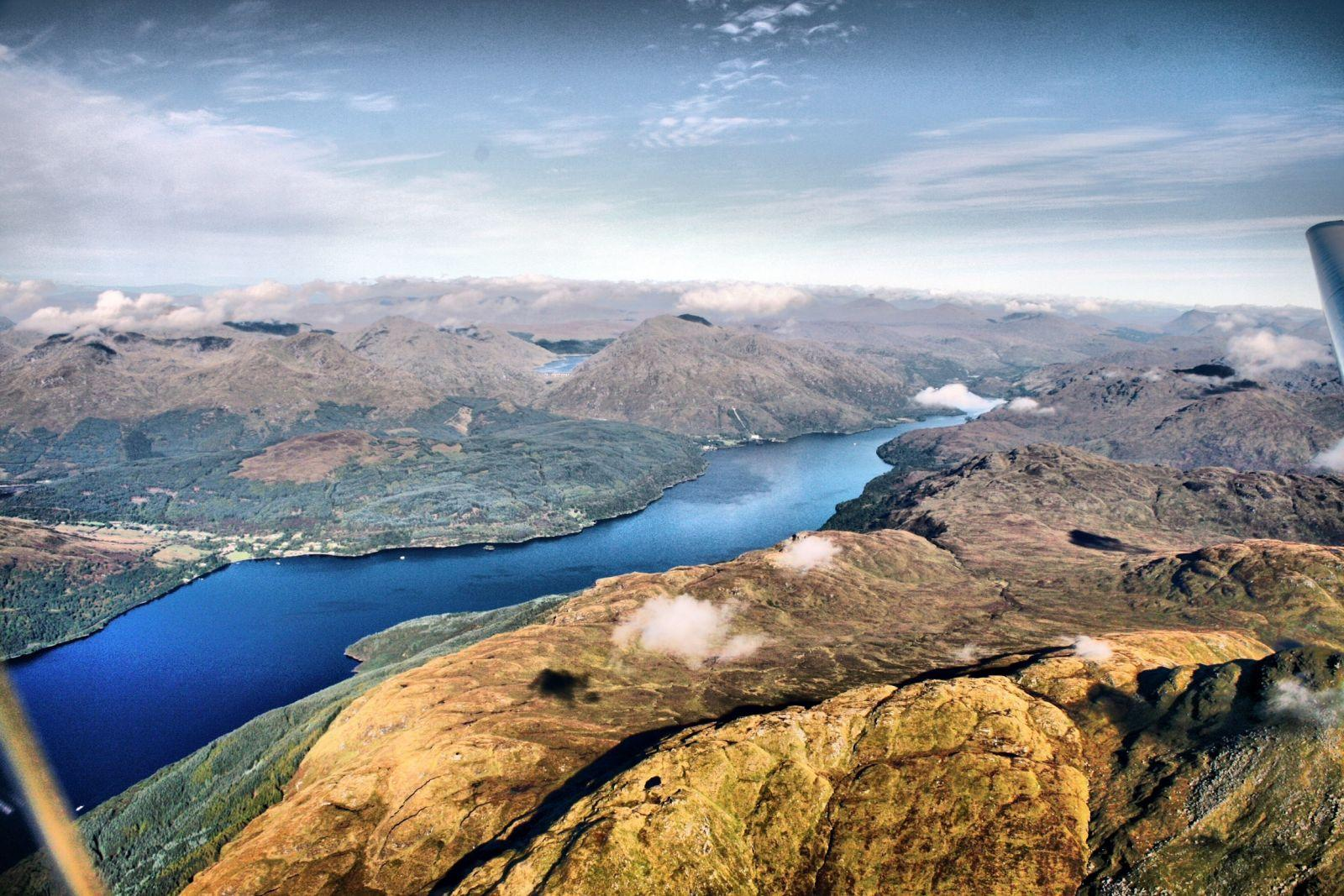 Scottish Mountains and Lochs