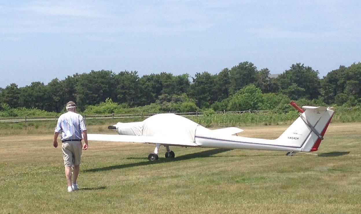 MV Glider Rides at 1B2 Katama Airfield