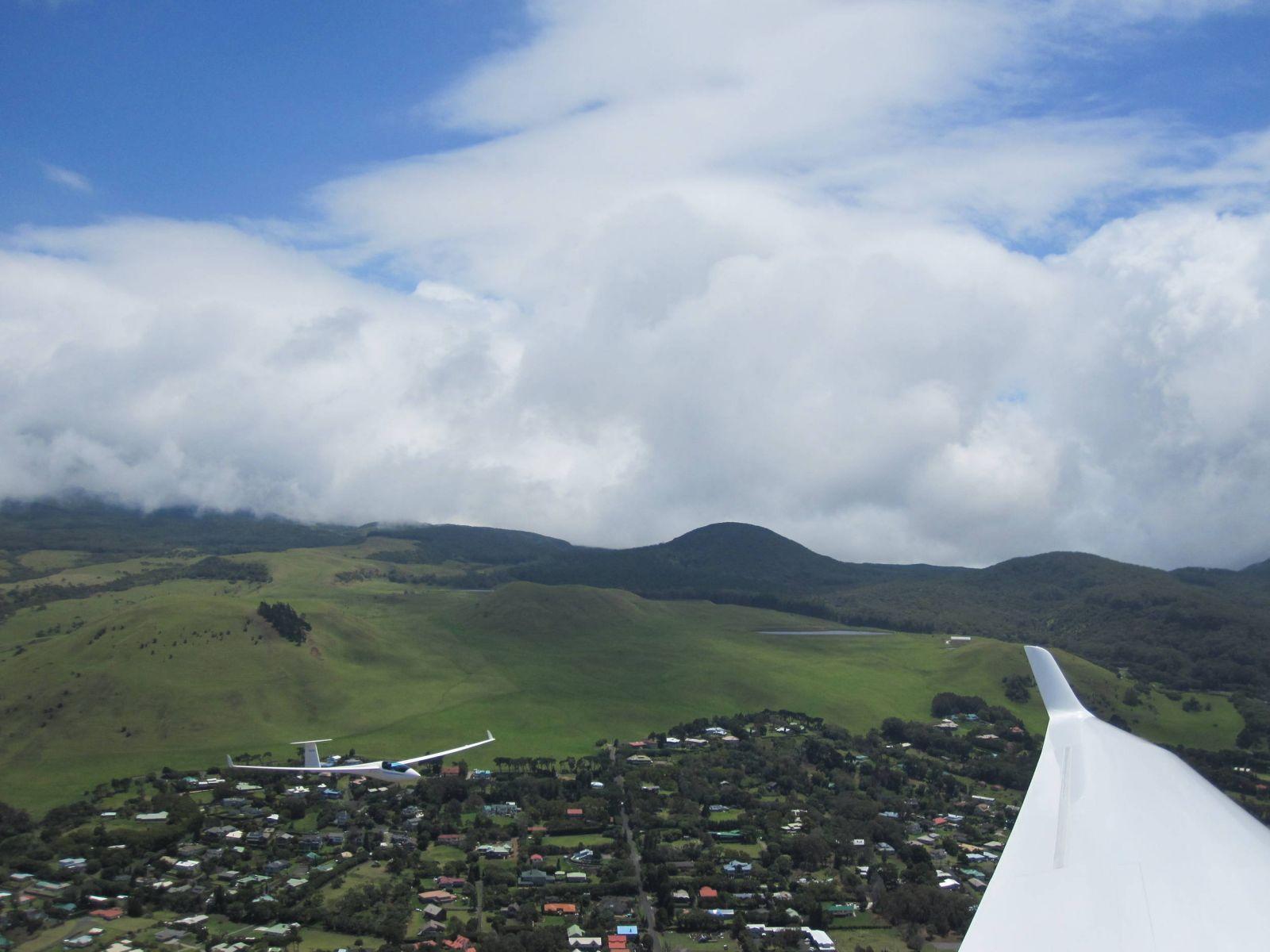 Kamuela Town and the Kohala Mountains