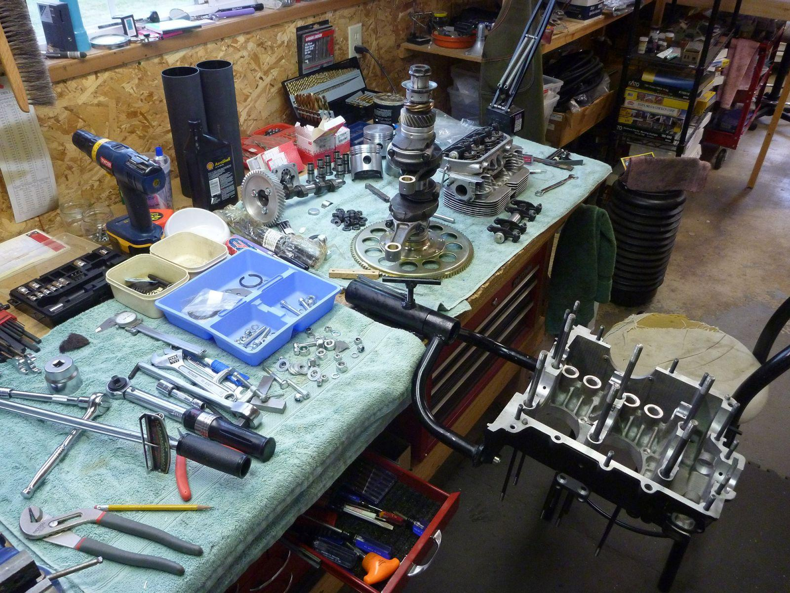 Engine assembly 2