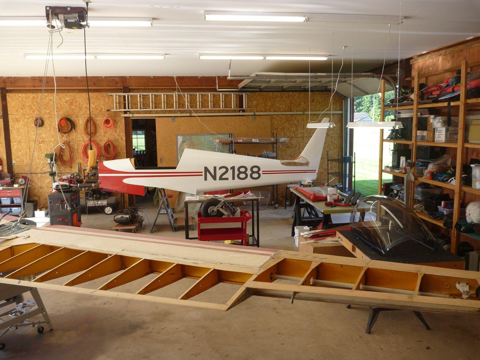 Shop hangar