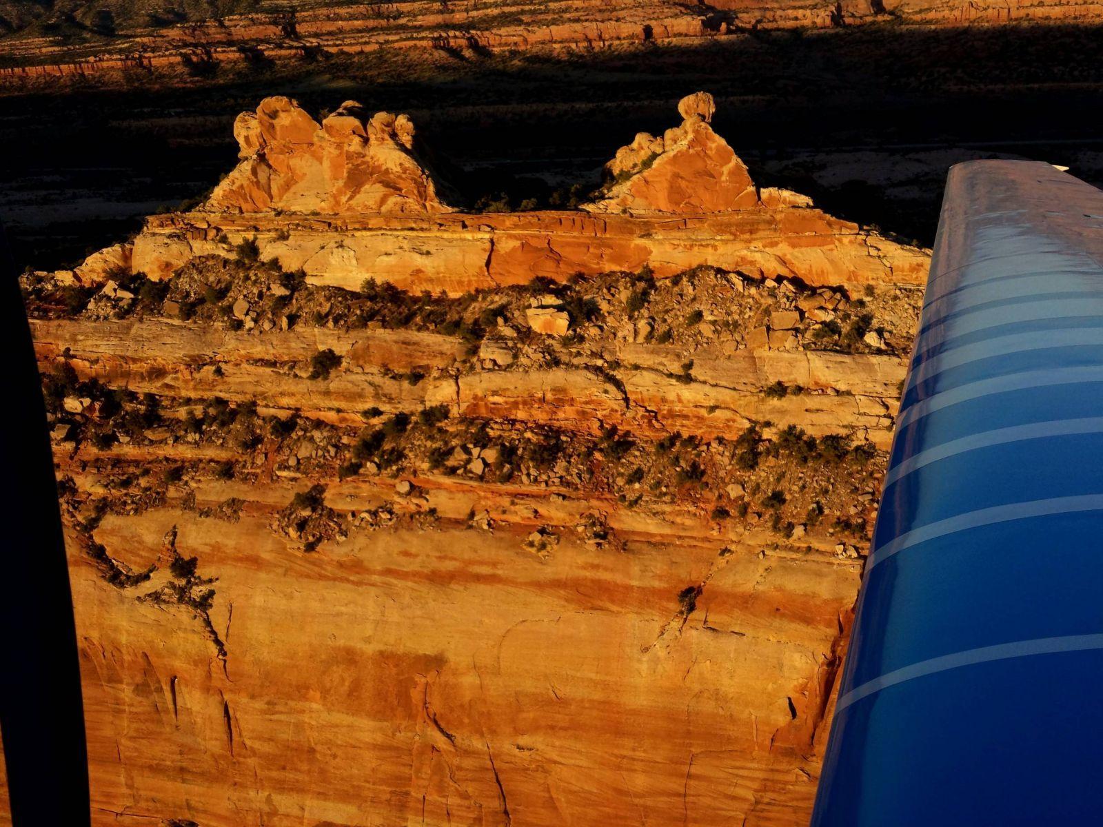 South Eastern Utah Comb Ridge