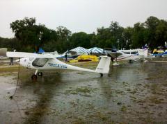 After the tornado hit Sun-N-Fun 2011 - N81028