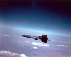 """X-15 """"motor-glider"""""""