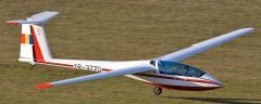Lark IS-28M2 landing