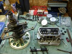 Engine assembly 4