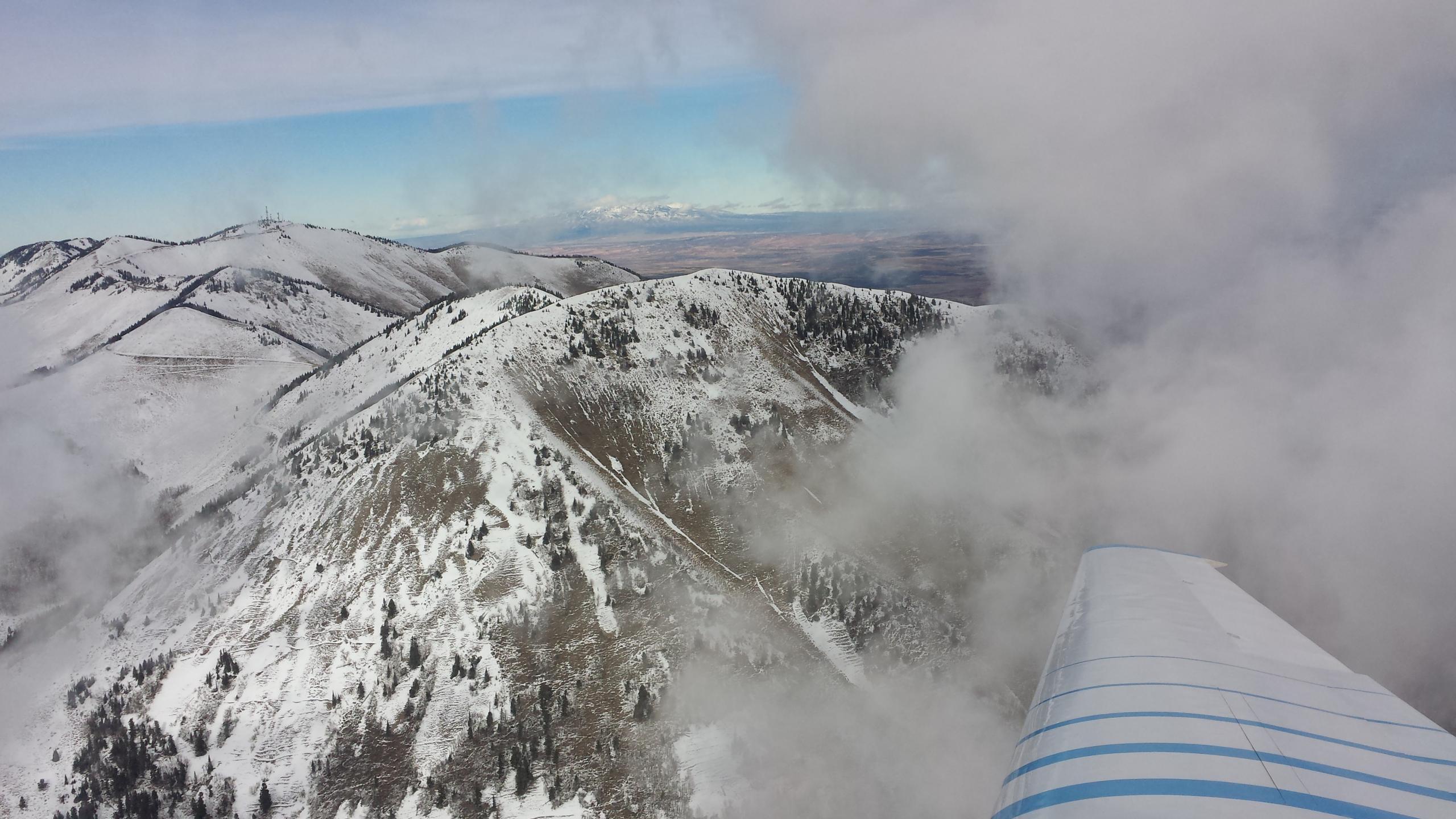 Blue Mountains Utah Dec 12, 2016